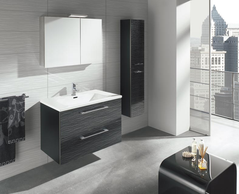 Muebles Para Baño Orion:espacios del baño el mueble se diferencia por su canto de doble